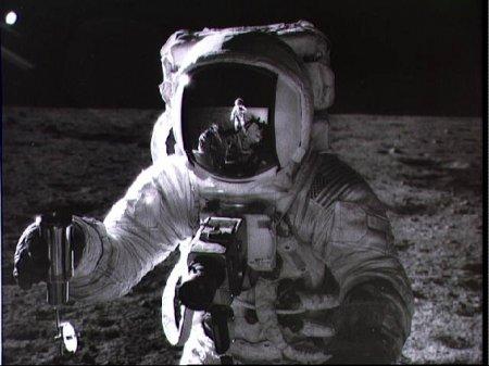 Аполлон-12: автопортрет